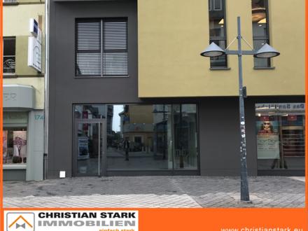 Neubau: Ladengeschäft zur vielfältigen Nutzung mit sicherer Zukunft!
