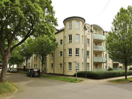TT bietet an: Hervorragende Zweiraumwohnung in bester Stadtlage im Villenviertel!