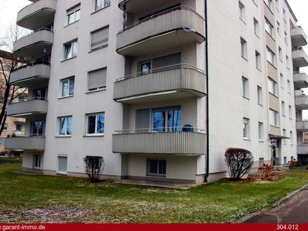 Familienfreundliche 4 Zimmer-Wohnung in Augsburg-Hochzoll