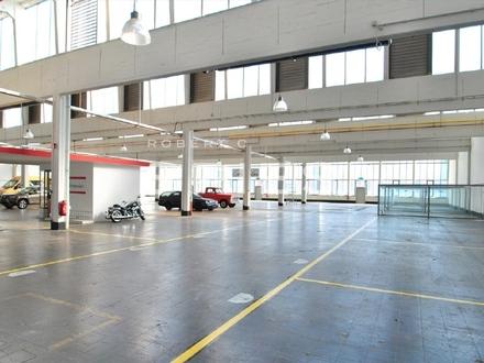 Ca. 850 m² große Hallenfläche im LLOYD INDUSTRIEPARK