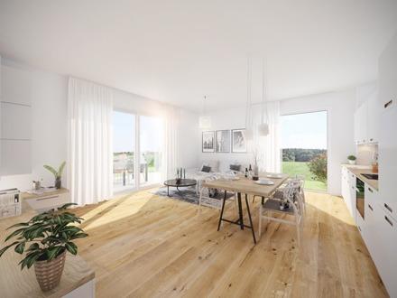 *** 3-Zimmer-EG-Wohnung mit eigenem Gartenanteil ***