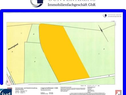 2,1443 ha Grünland in Westerstede - Neuengland, Schmalhorn