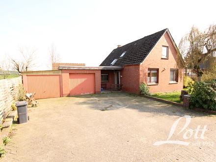 +++ Solides Handwerkerhaus in Randlage zwischen Apen und Augustfehn! +++