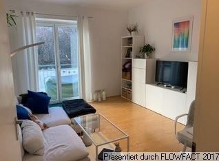 2- Zimmerwohnung in Stuttgart-West mit Balkon
