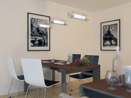 LAYER WOHNEN: Ihre Wohnung mit Blick ins GRÜNE - in der belebten Stadt Schwabmünchen