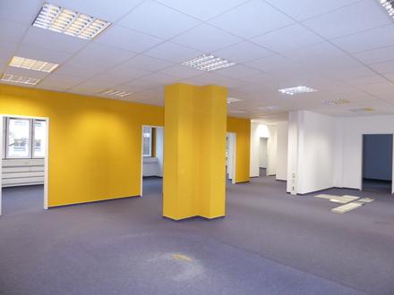 300qm Büroräume, 12 Zimmer mit großem Empfang, mitten in Ulm warten auf Sie!!