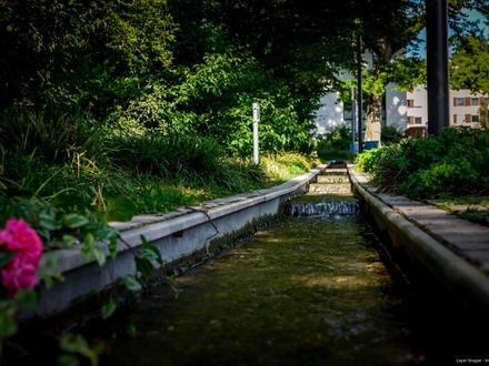 LAYER WOHNEN: Ihre Penthauswohnung mit Blick ins GRÜNE - in der belebten Stadt Schwabmünchen