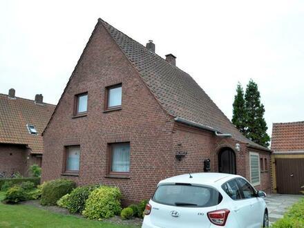 Solides Siedlungshaus in ruhiger Randlage von Nordenham-Blexen