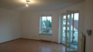 Kapitalanleger aufgepasst! Vermietete 1 ZKB-Wohnung mit Balkon und TG-Stellplatz in Klosterlechfeld