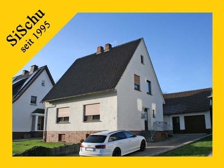 Gemütliches Siedlungshaus am Wiehengebirge!