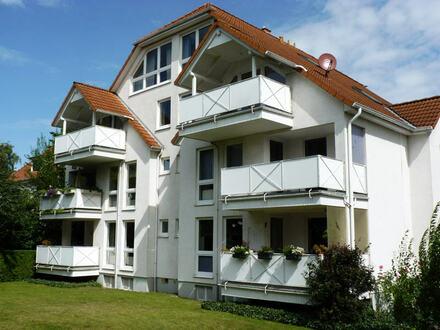 Vermietung einer Maisonettewohnung in Minden
