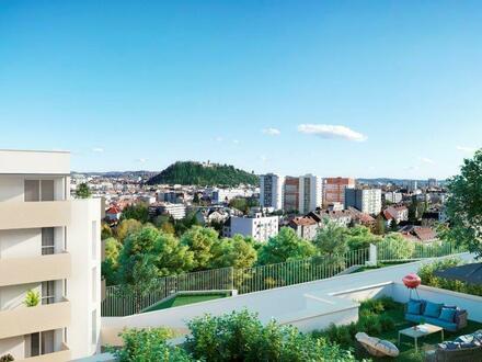 4-Zimmer-Familienwohnung im aufstrebenden Grazer Trendviertel Lend!