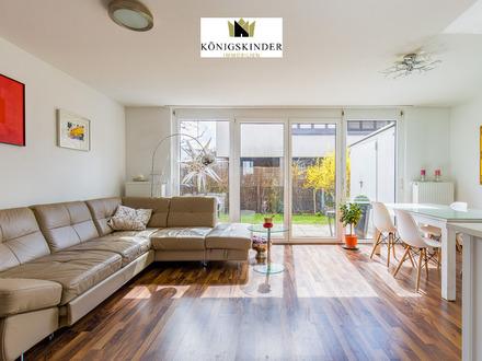 Familien aufgepaßt: schicke, moderne Doppelhaushälfte, Carport, EBK, Photovoltaik-Anlage