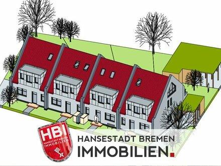 Syke / Neubau Reihenmittelhaus mit Garten und Carpot