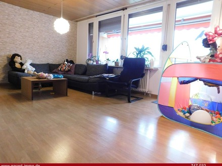 5 Zimmer-Wohnung in Parkrandlage, mitten in der Stadt und trotzdem im Grünen !