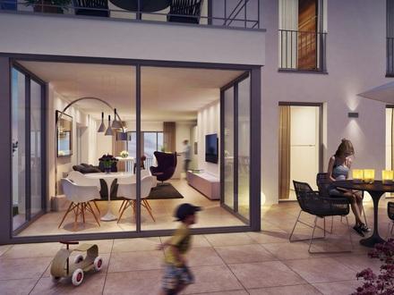 Komfortable 4-Zimmerwohnung mit gr. Terrasse in S-Sillenbuch