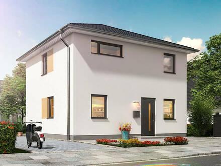 Kompakthaus zum Wohlfühlen - Stadthaus 100 -