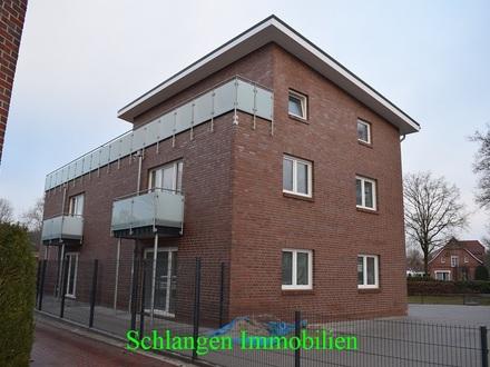 Objekt Nr: 00/678 Erstbezug - Hochwertige Penthousewohnung mit Dachterrasse in Barßel / OT Harkebrügge