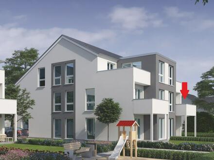 In ruhiger Citylage Wohnen - Neubau einer Eigentumswohnanlage in Minden - Wohnung 3