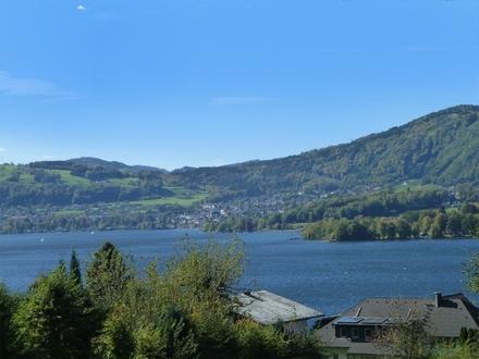 RARITÄT in Gmunden am TRAUNSEE! Frühlingsgefühle am Sonnenhang - hier streichelt der Ausblick Ihre Seele!