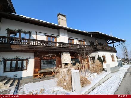 Ein außergewöhnliches Angebot! Wohngrundstück mit Altbestand in sonniger Lage von Bad Feilnbach