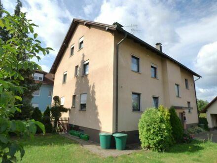 SOFORT freie 1 2 8 qm Familienwohnung mit GARTENANTEIL + SONNEN- BALKON im Terrassenformat + GARAGE