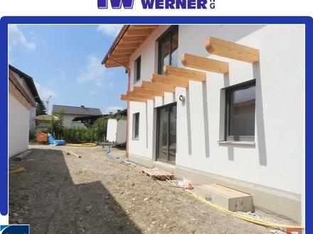 ***NEUBAU-3-Zimmer-EG-Wohnung mit Terrasse, Garten und Garage in Pfaffenhofen***