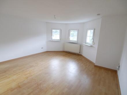 Ihre neue Wohnung bietet eine Einbauküche, Balkon und Rheinblick