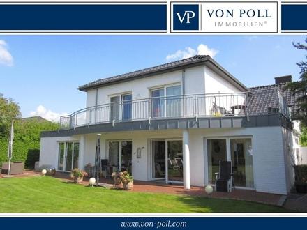 Zeitlos elegantes Haus in beliebter Wohnlage. Mit Einliegerwohnung - ca. 675 € ME möglich.