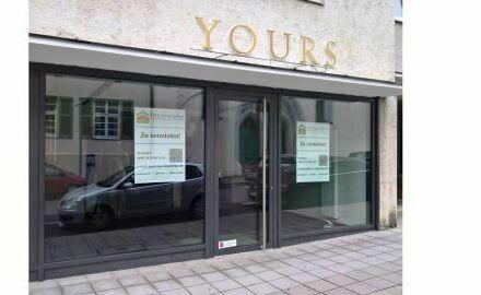 Exclusive Boutique im Herzen von Ulm sofort zu vermieten