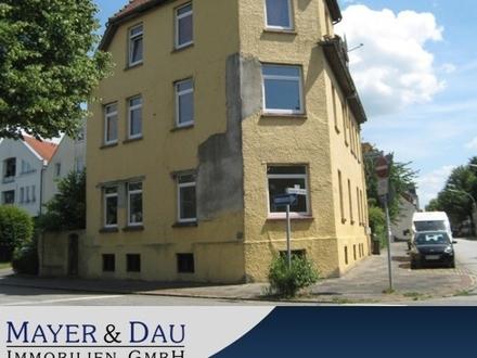 Bremerhaven:Saniertes Mehrfamilienhaus,4 Wohneinheiten, zentrale, ruhige Lage, Obj.4290
