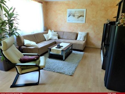 Helle 4 Zimmer-Wohnung mit Terrasse und Garten!