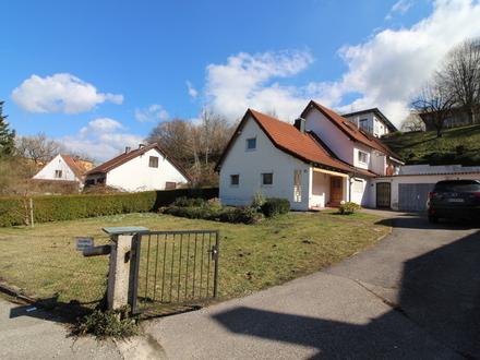 Zweifamilienhaus in Wasserburg - im Erbbaurecht