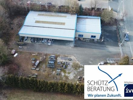 Ihr neuer Firmenstandort im Gewerbegebiet Crimmitschau!