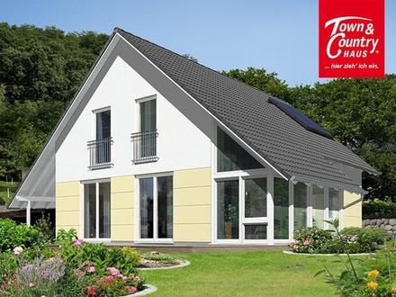 Holzhausen Externsteine Sonniges Grundstück 759 qm und ein Haus mit Wintergarten