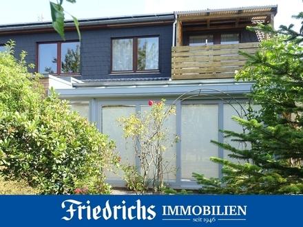 Doppelhaushälfte mit Garage nahe Kurgebiet in Bad Zwischenahn - zwei Wohneinheiten möglich