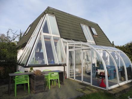 Eine Immobilie der besonderen Art - Architektenhaus als Ein- oder Zweifamilienhaus nutzbar