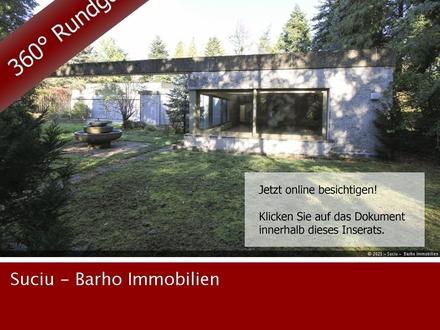 HN-SÜD - Großzügig, imposant & zentrumsnah wohnen, 4300 m² Parkähnliches Grundstück (360° Ansicht)