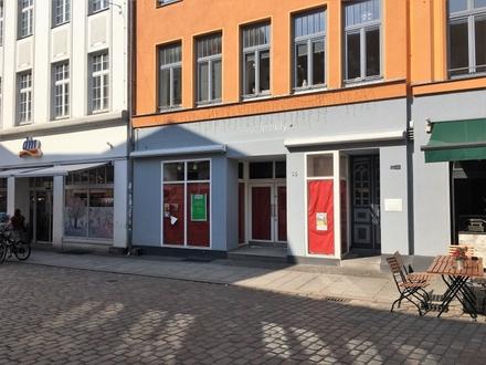 Ladenlokal in der Güstrower Innenstadt