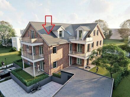 Vermietung einer hochwertigen Neubau-ETW im KfW 55 Standard mit Balkon in zentraler Wohnlage