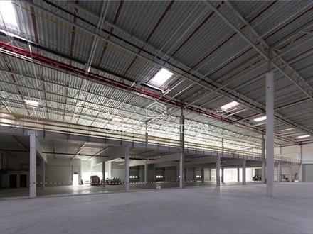 Logistikliegenschaft mit Verwaltungsgebäude