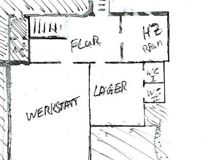 MH-MW1143 Grundriss-Skizze