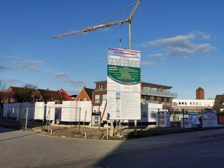 5755 - Zentral in Cloppenburg! KfW-55 mit gehobener Ausstattung und Aufzug!