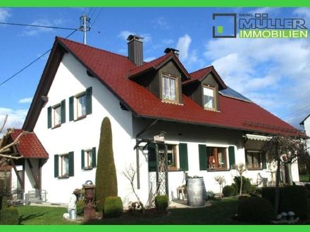 # Nur vom Feinsten - Elegantes und großzügiges Landhaus nahe Thannhausen #