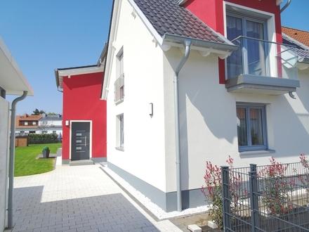 Das Besondere hat eine Adresse! Moderne 2,5-Zimmer-Wohnung mit Mega-Terrasse!