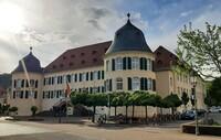 Bad Bergzabern: Schloss mehrfach wieder aufgebaut