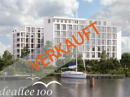 Wohnen, wo andere Urlaub machen! Neubau-Eigentumswohnung in Wilhelmshaven!