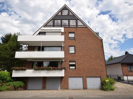 Großzügige 3-Zimmer-Wohnung mit großem Balkon in Grambke