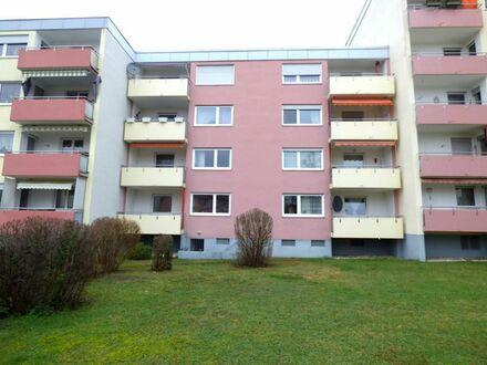 7 7 qm Komfortwohnung mit GARAGE und herrlichen SONNEN- BALKON mit Blick auf parkähnliche Grünanlage