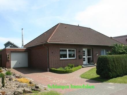 Objekt Nr: 21/015 Toller Bungalow mit Garage in Saterland / OT Ramsloh